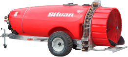Silvan sprayer