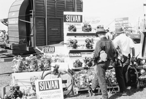 Silvan Pumps Display