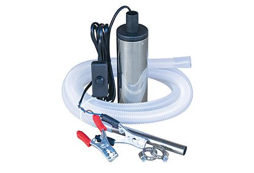 12V Submersible Diesel & Water Transfer Pump - Silvan