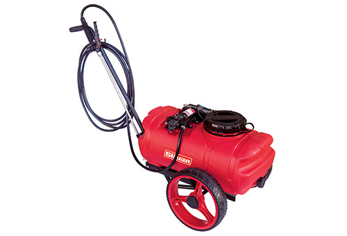 25L RECHARGEABLE REDLINE TROLLEY SPRAYER